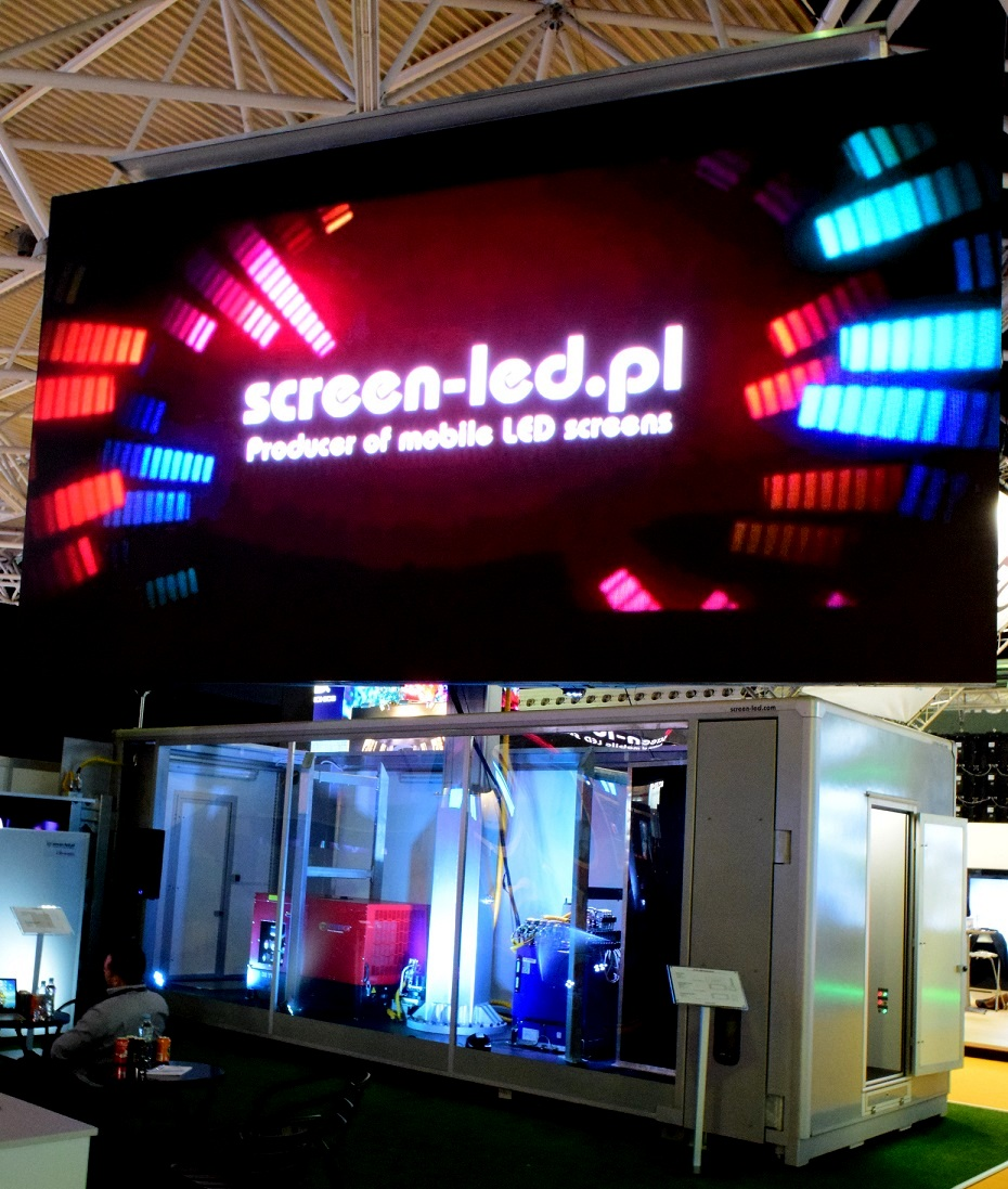 5   Custom-made mobile LED screens for sale New and used Screen-LED