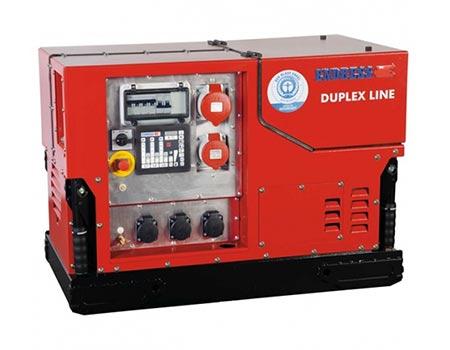 Red power generator