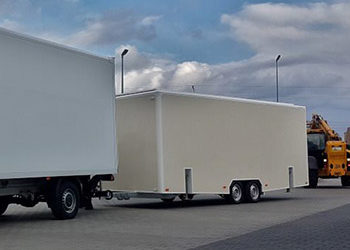21 m² MobiLED for a German customer.