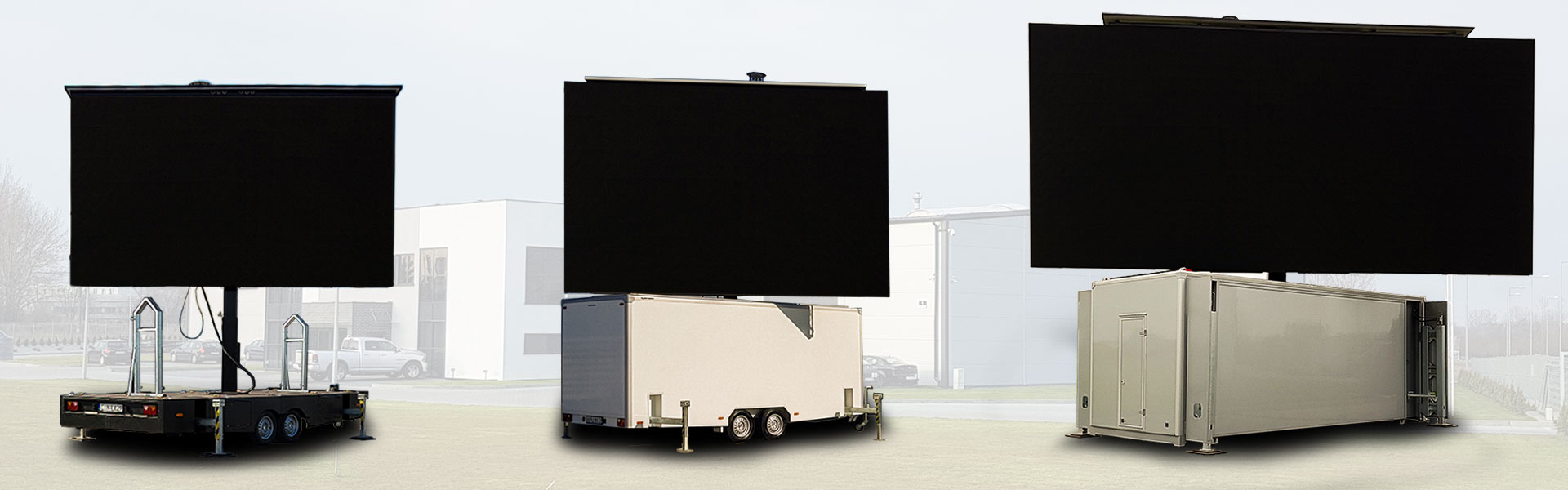 Mobile LED screens what we are selling