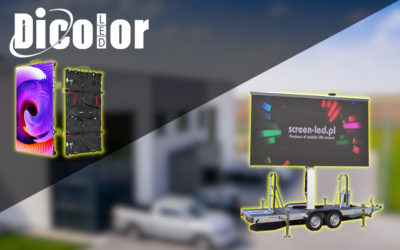 Screen-LED's cooperation with Dicolor.