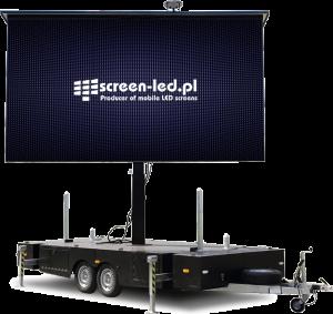 PlatformLED with screen-led logo